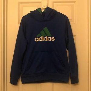 Kids adidas hoodie sweatshirt